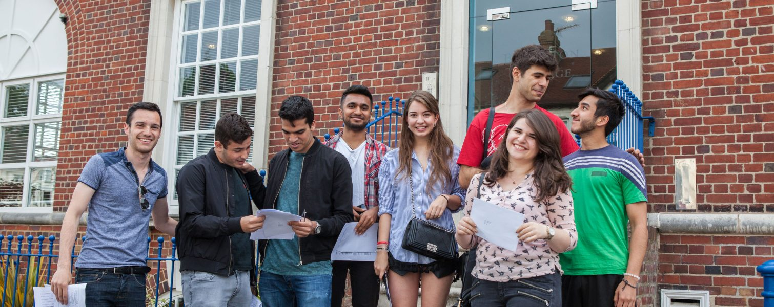 Results Day at Brampton College