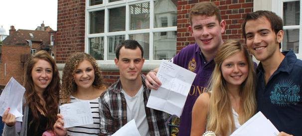 Independent College Results Day
