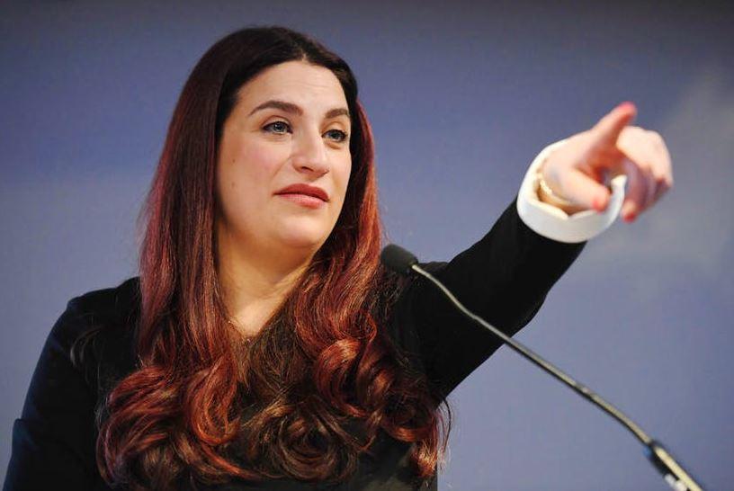 Luciana Berger talk