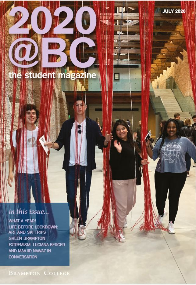 Brampton College Magazine