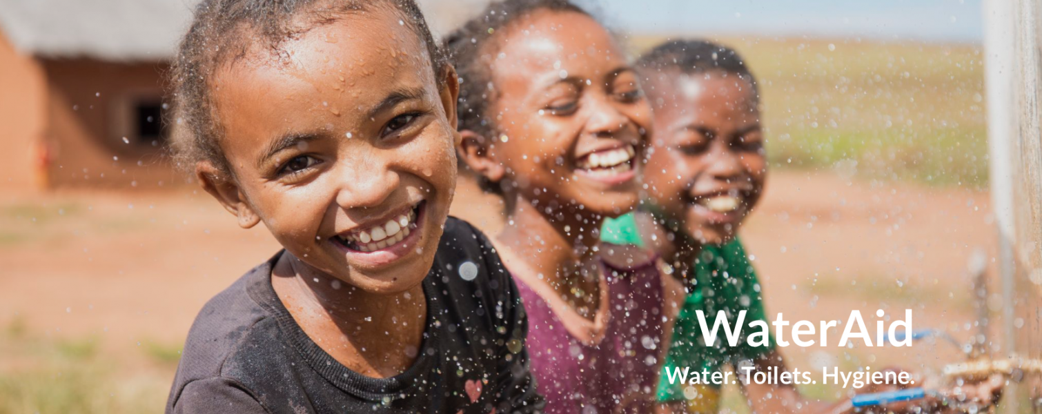 Water Aid poster