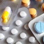 An assortment of medication